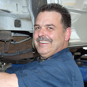 John Griffin of American Auto Parts